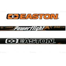 12 x Easton Powerflight 340 Arrow Shafts,