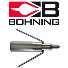 2 x quality Bohning Bowfishing points