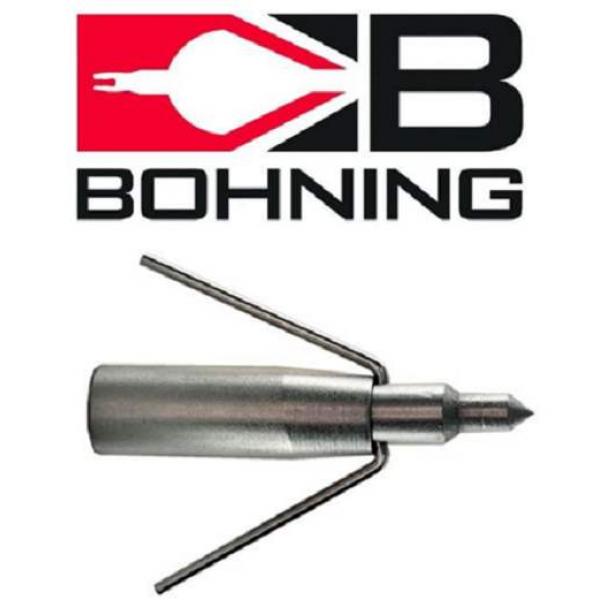 2 x quality Bohning Bowfishing points