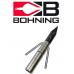 Bohning Premium Fish Point bowfishing head x 2