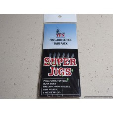 FORCE TEN Super Jigs twin pack, Piscator Series