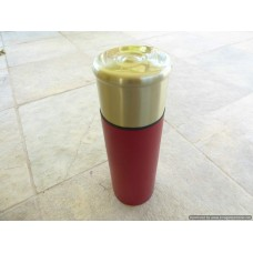 1 Litre Vacuum Flask Thermos in shape of 12G shell