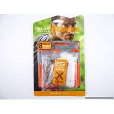 Bear Grylls Basic Survival Kit, includes knife,