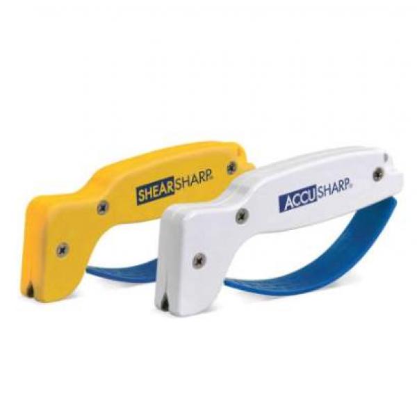 ACCUSHARP Combo Pack, Knife & Tool Sharpener (twin pack)